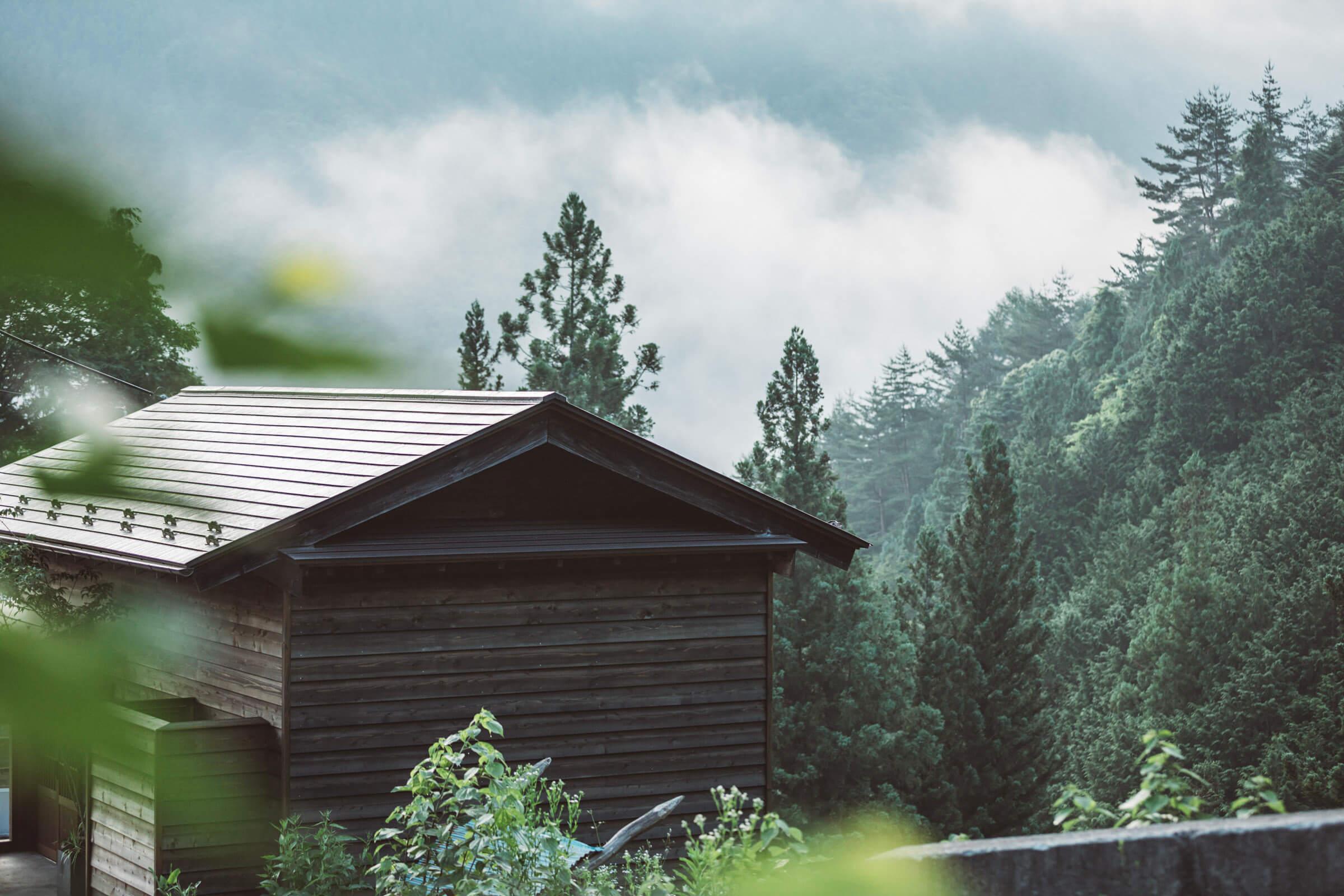 NIPPONIA 小菅 源流の村 崖の家