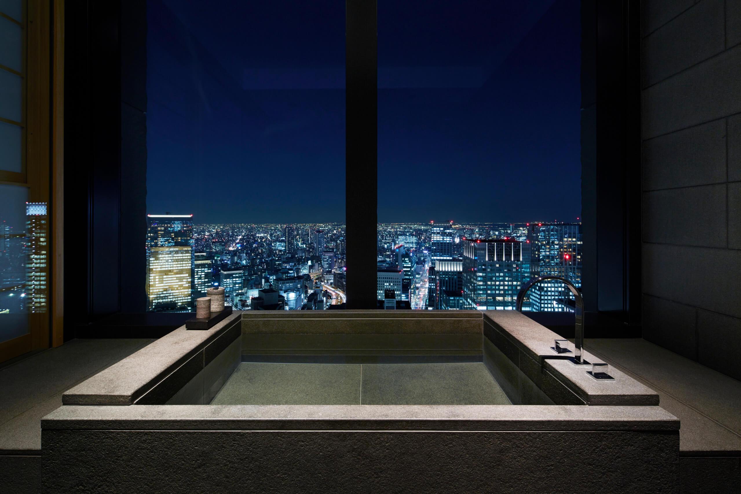 アマン東京 スイート バスルーム