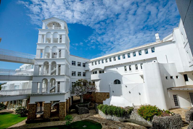 パサージュ琴海 ホテル展望塔