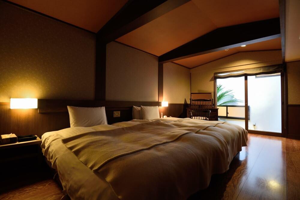 倉敷 旅館くらしき 客室一例