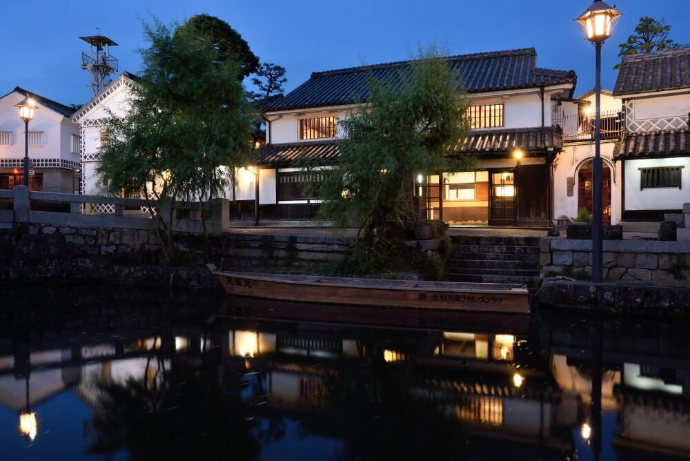 倉敷 旅館くらしき 全景