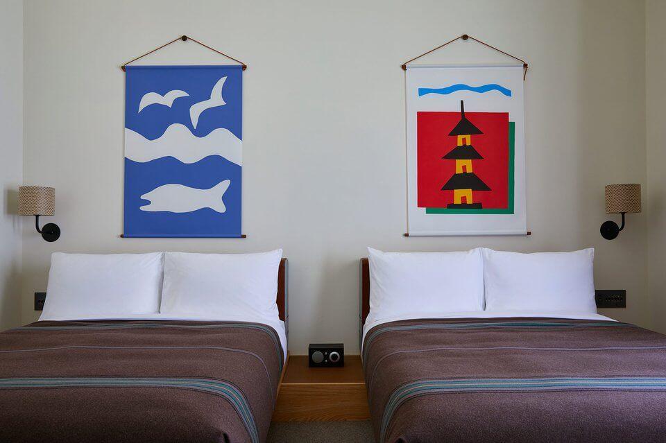 エースホテル京都 スタンダードツイン