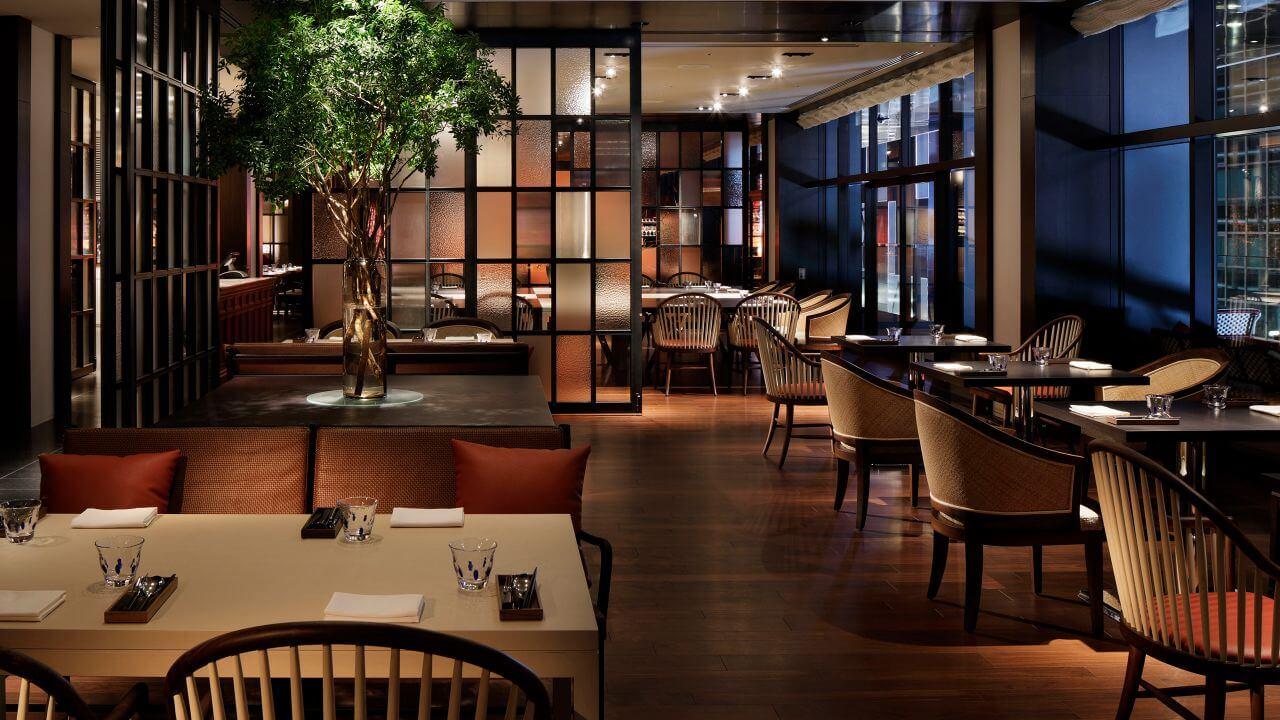 ハイアット セントリック 銀座 レストラン NAMIKI667
