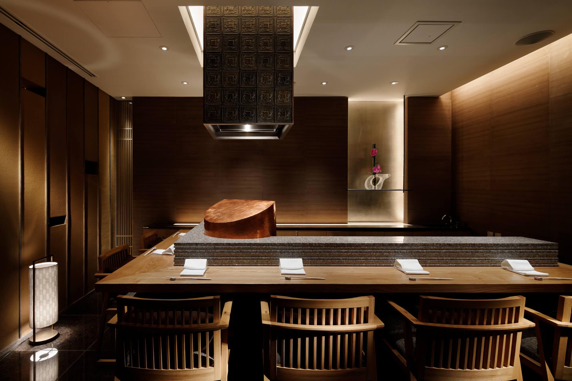 パレスホテル東京 巽