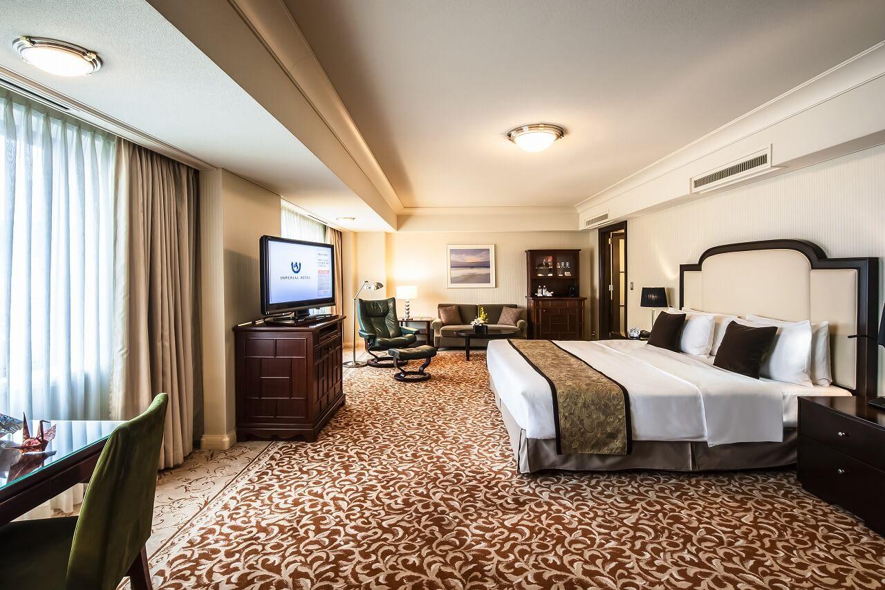 帝国ホテル ジュニアスイート