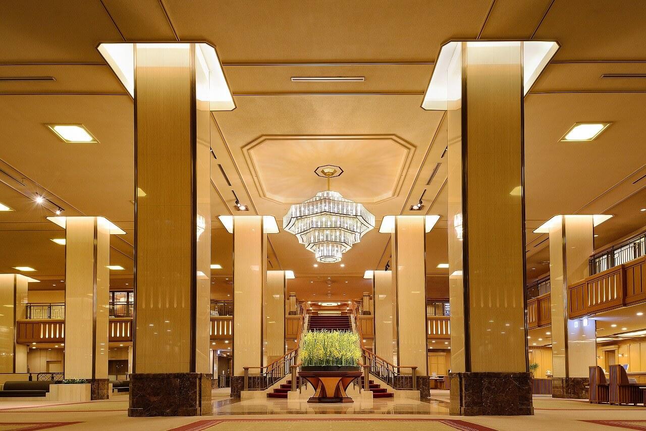 帝国ホテル ロビー