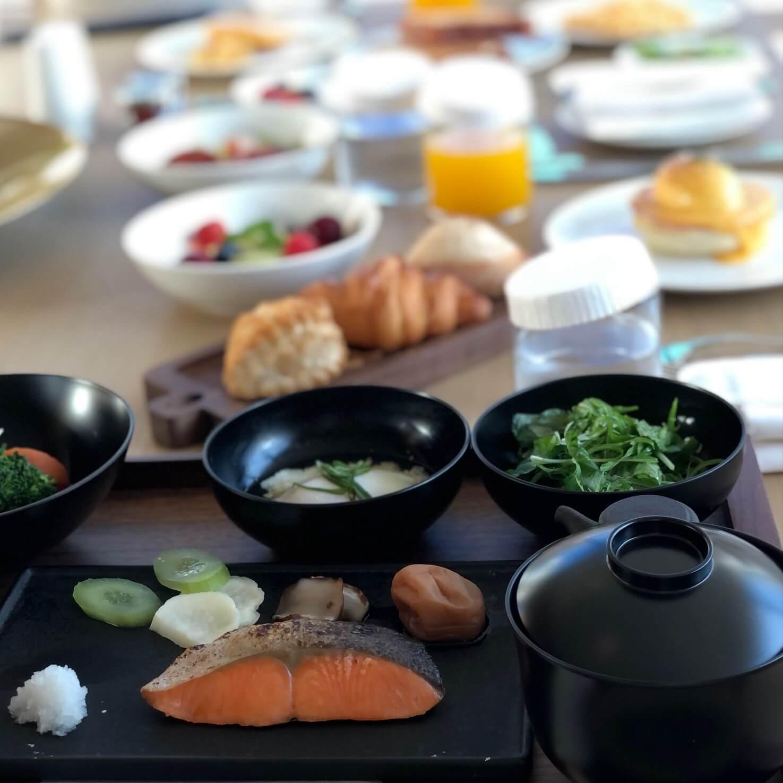 エディション東京  朝食