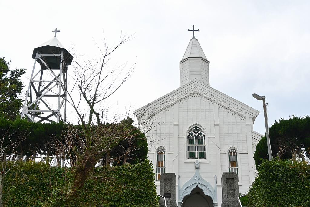 下五島 水ノ浦教会