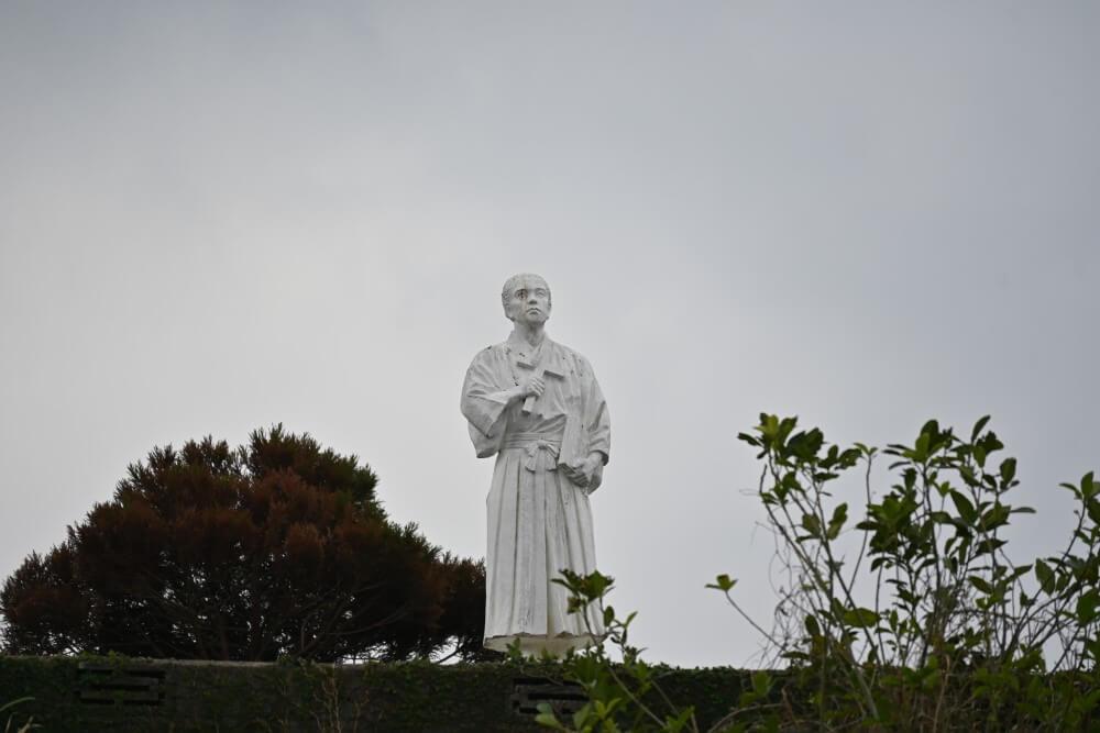 下五島 水ノ浦教会 ヨハネ五島