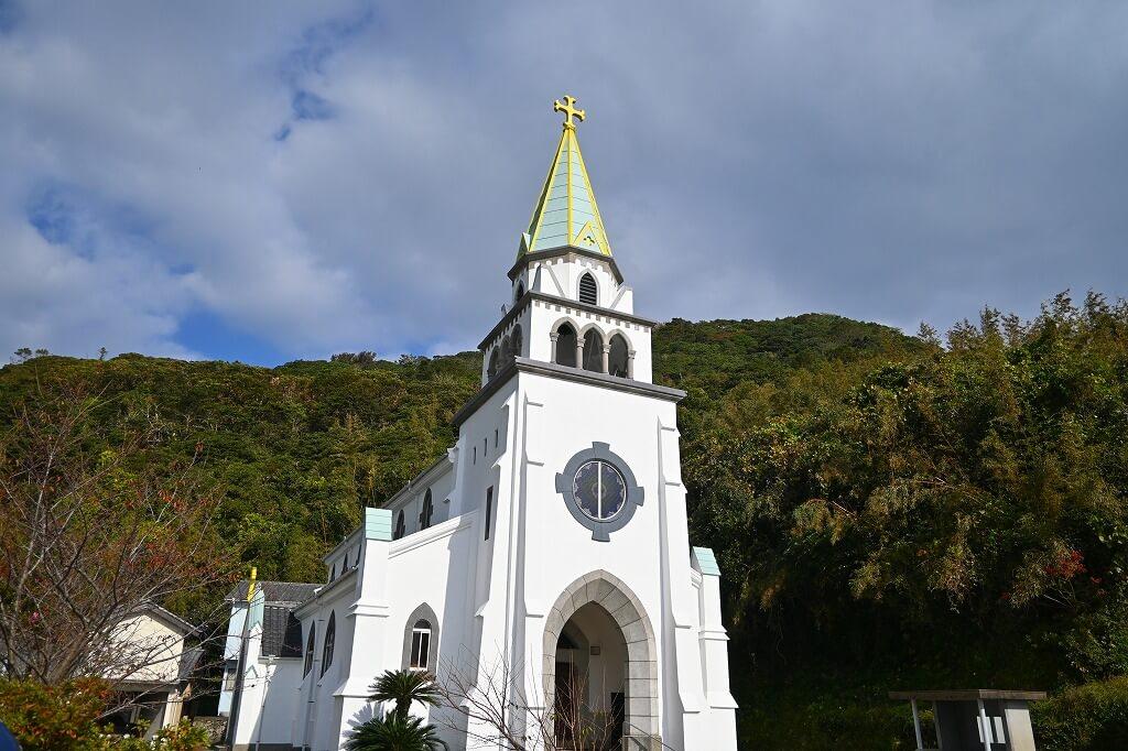 下五島 キリシタン物語 浜脇教会