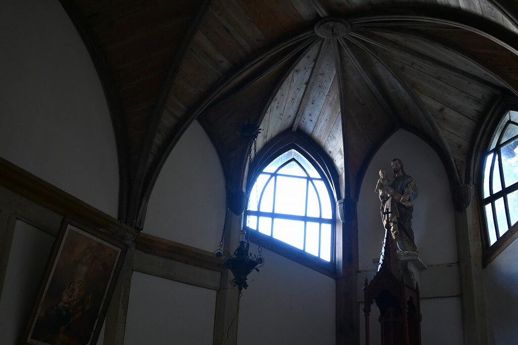 下五島 キリシタン物語 旧五輪教会