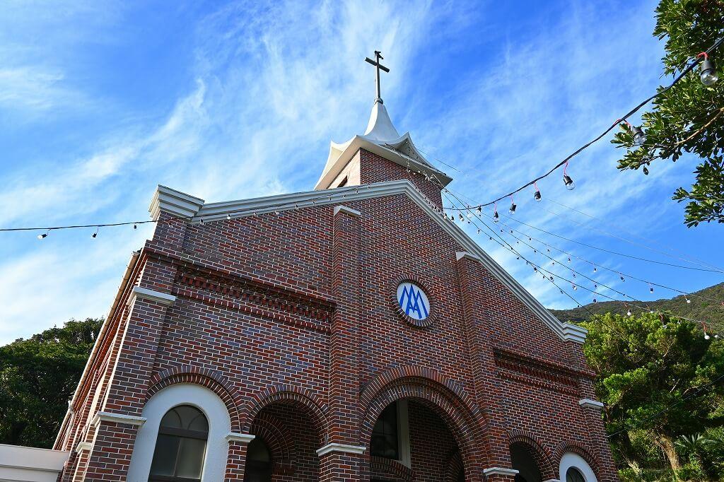 下五島 井持浦教会