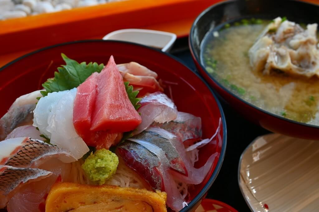 上五島 海鮮丼