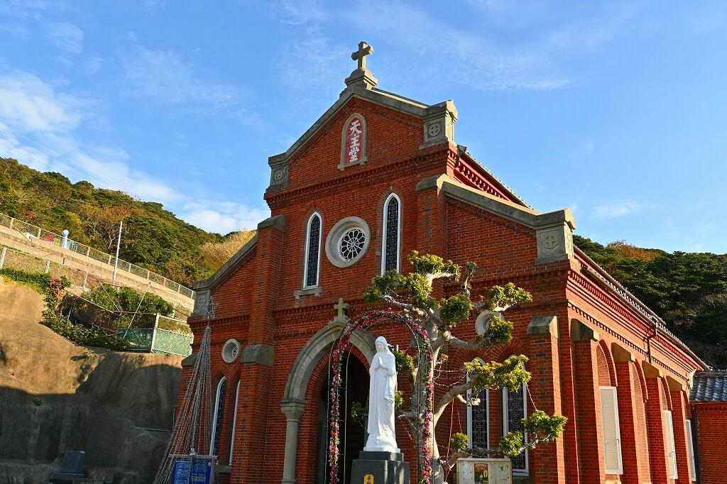 上五島 青砂ケ浦教会
