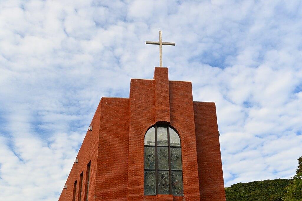 上五島 仲知教会