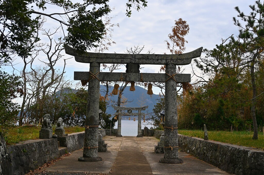 小値賀島  地ノ神嶋神社