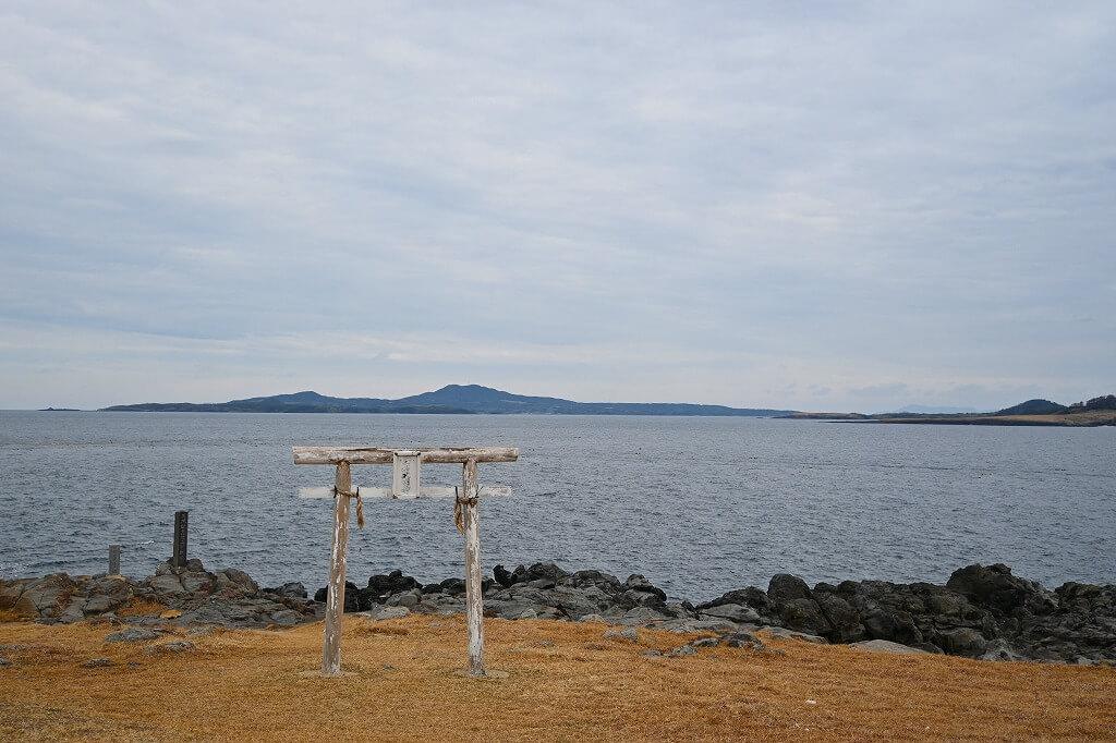 小値賀島 ポットホール