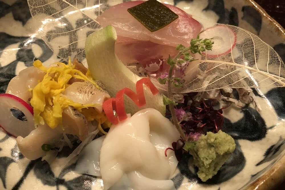 侘桜 夕食例