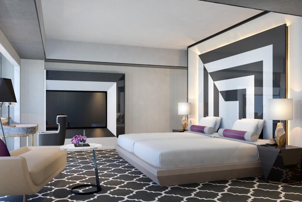 カハラ ホテル&リゾート 横浜 ゲストルーム