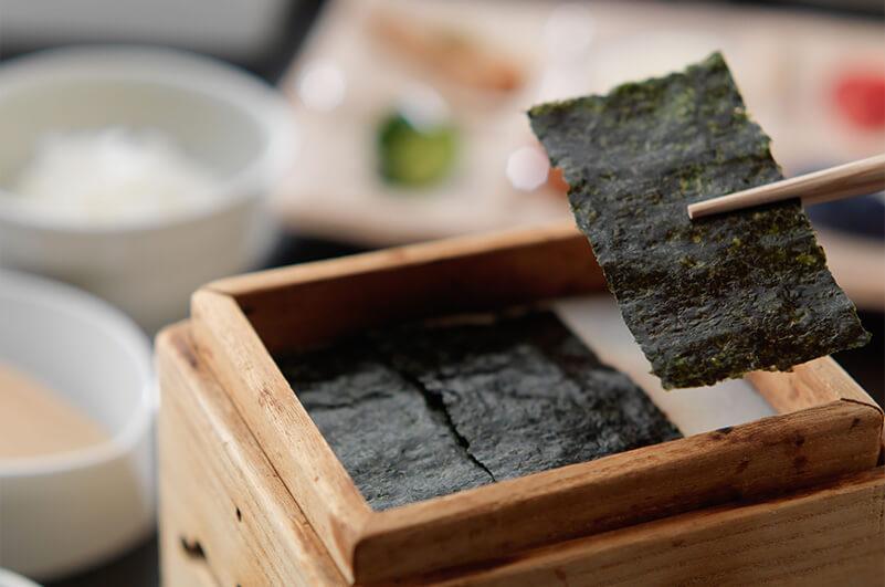 あかん鶴雅別荘 鄙の座 朝食例