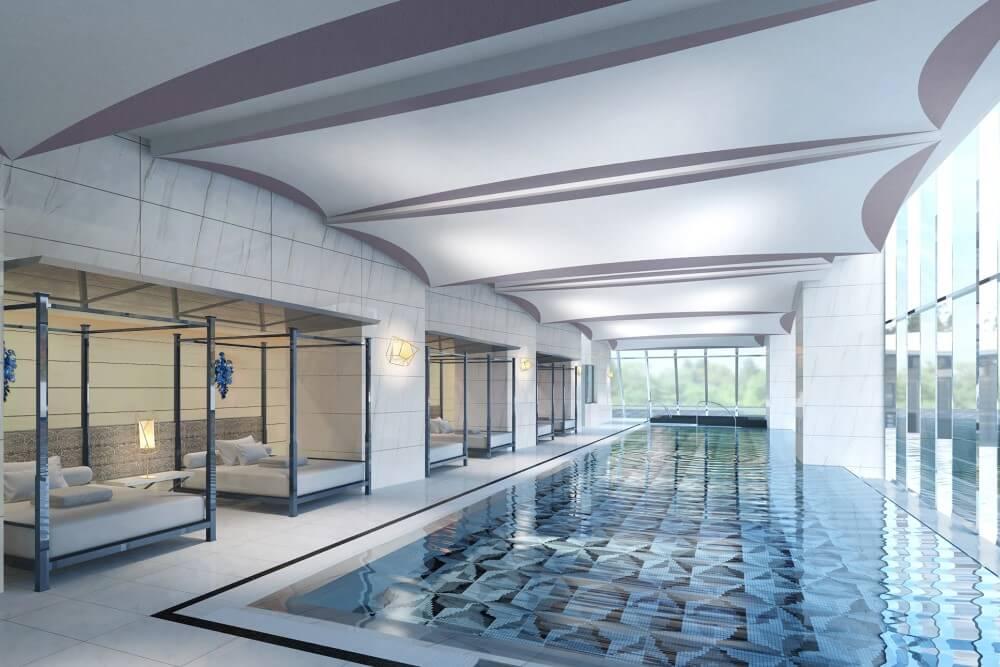 カハラ ホテル&リゾート 横浜 プール
