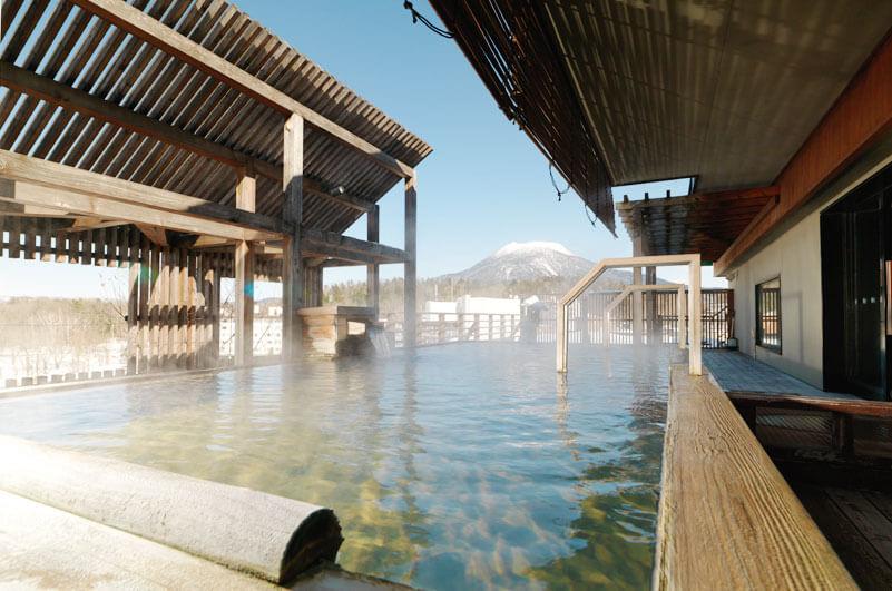 あかん鶴雅別荘 鄙の座 温泉大浴場