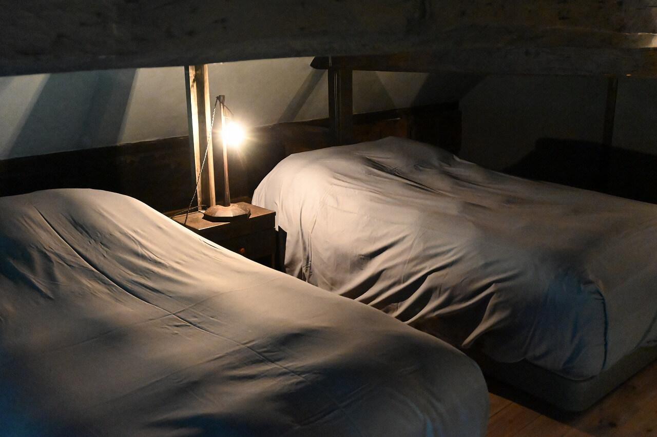 NIPPONIA 小菅 OHYA1 ベッドルーム