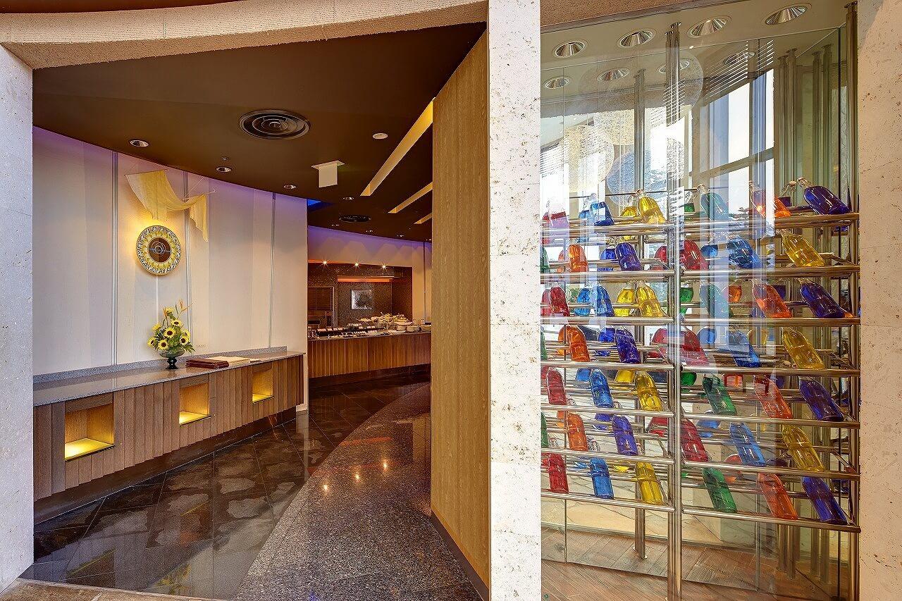 石垣島 ANAインターコンチネンタル石垣リゾート オールデイダイニングサンコーストカフェ