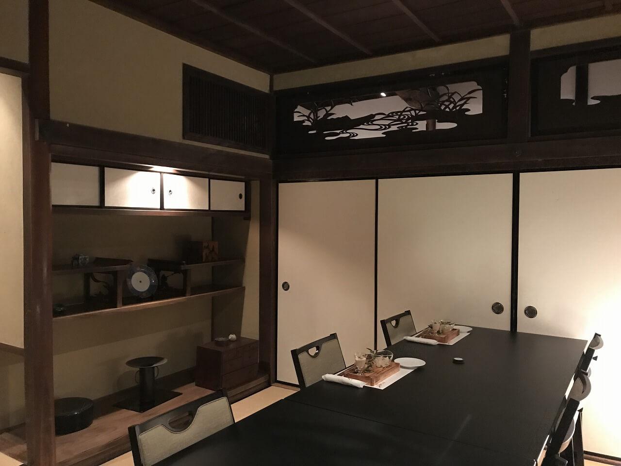 小値賀島 古民家レストラン