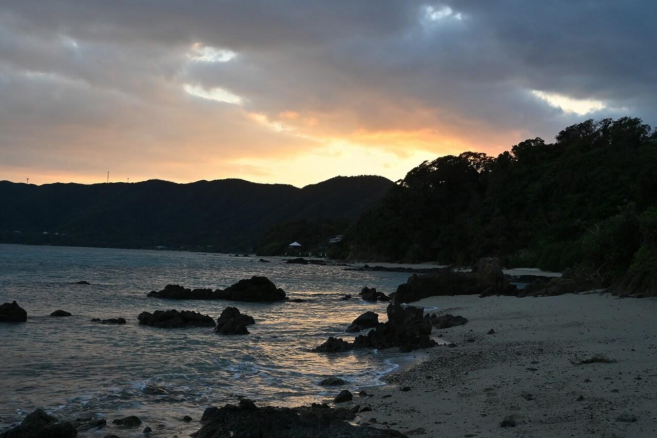 奄美大島 倉崎海岸