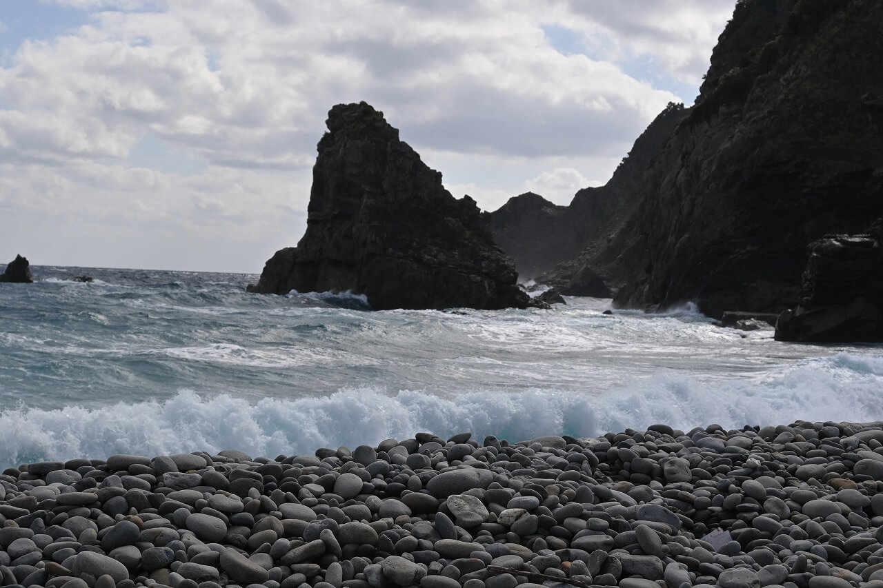 奄美大島 ホノホシ海岸