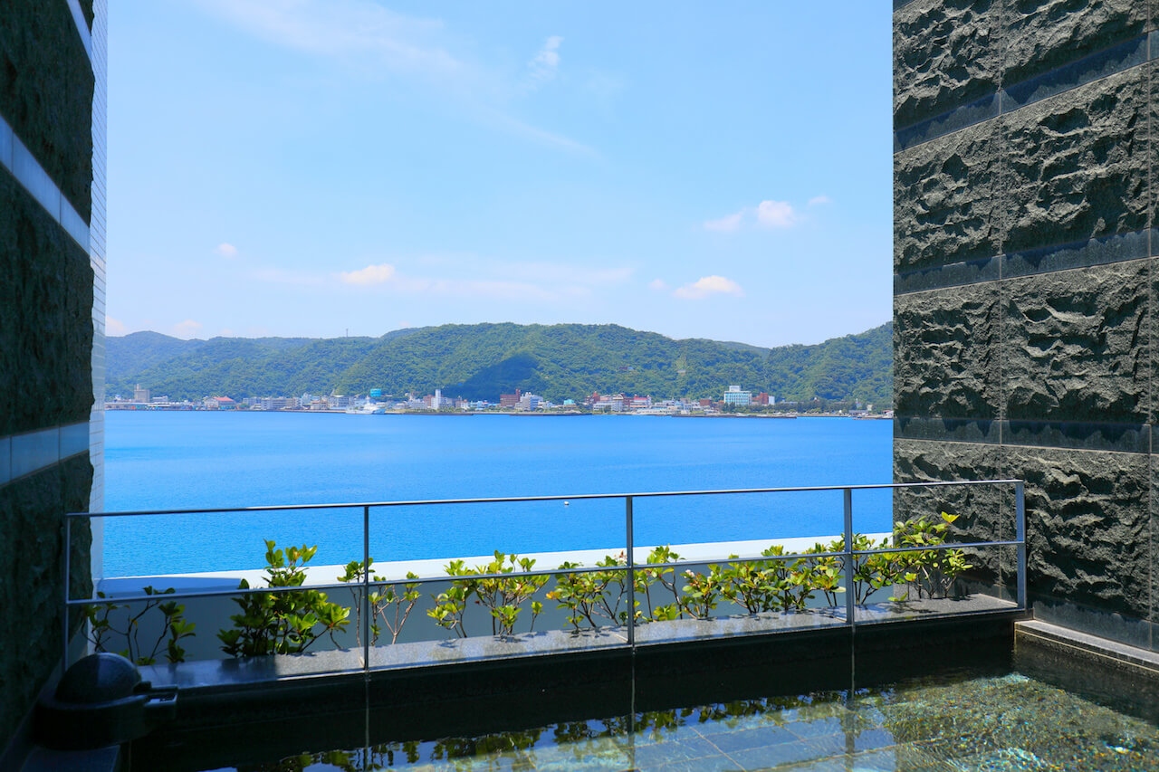 奄美大島 山羊島ホテル スパ