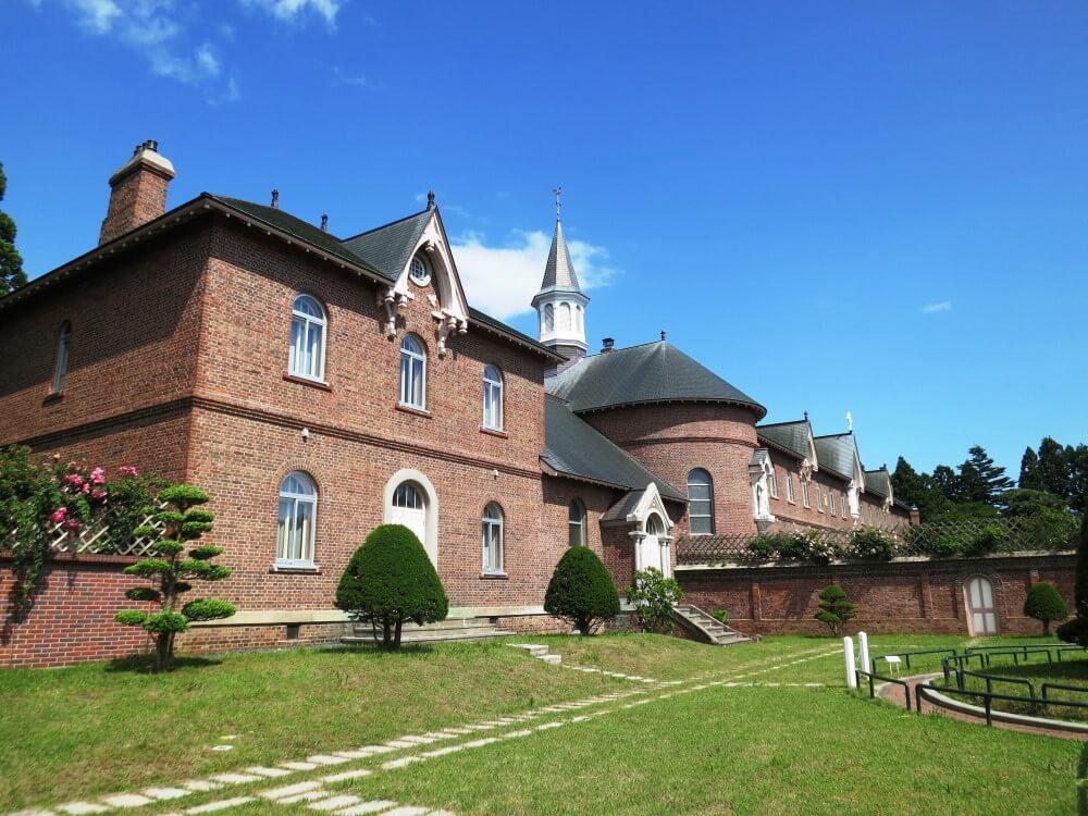 函館 トラピスチヌ修道院