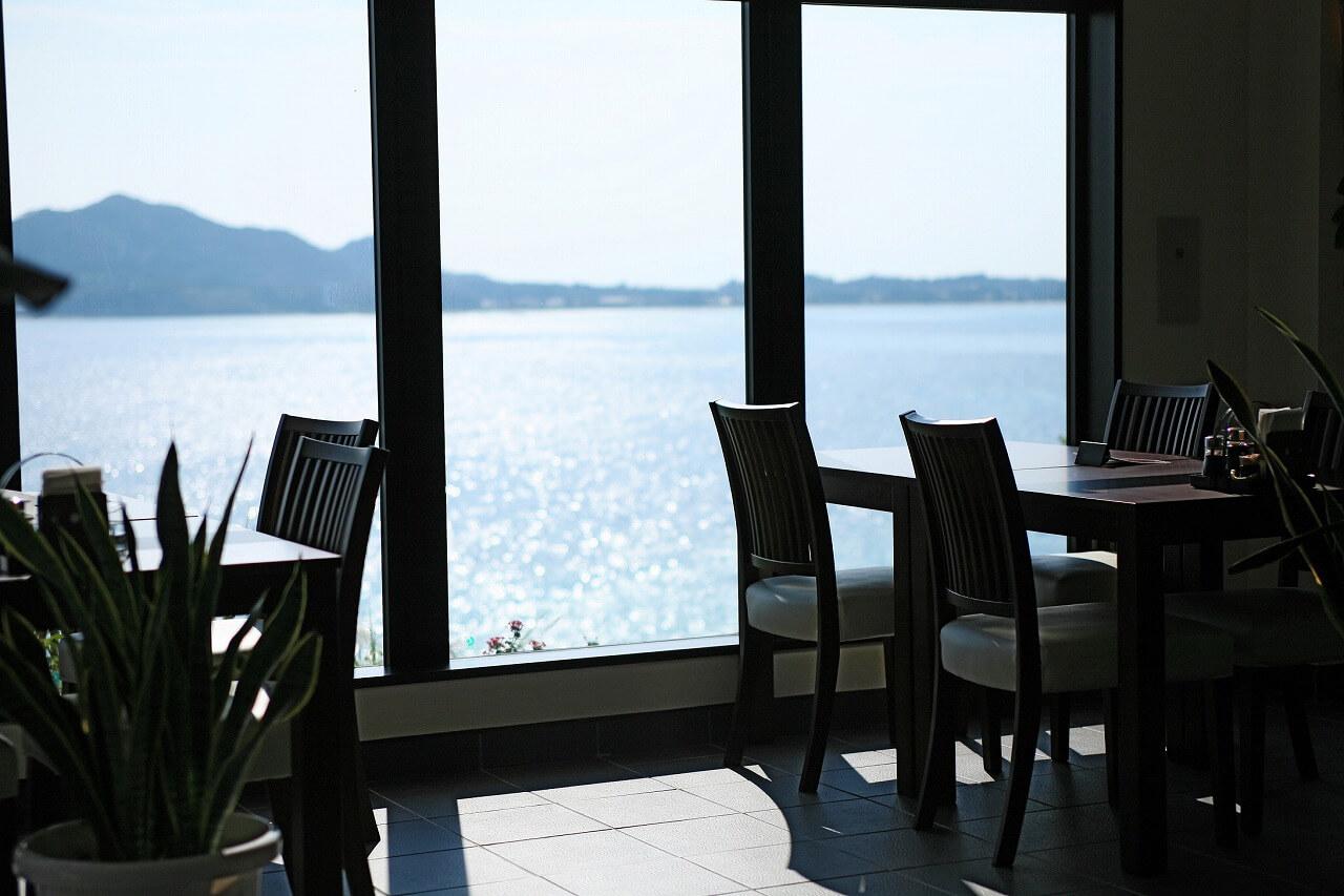 奄美大島 ネイティブシー奄美 アダンオンザビーチ レストラン
