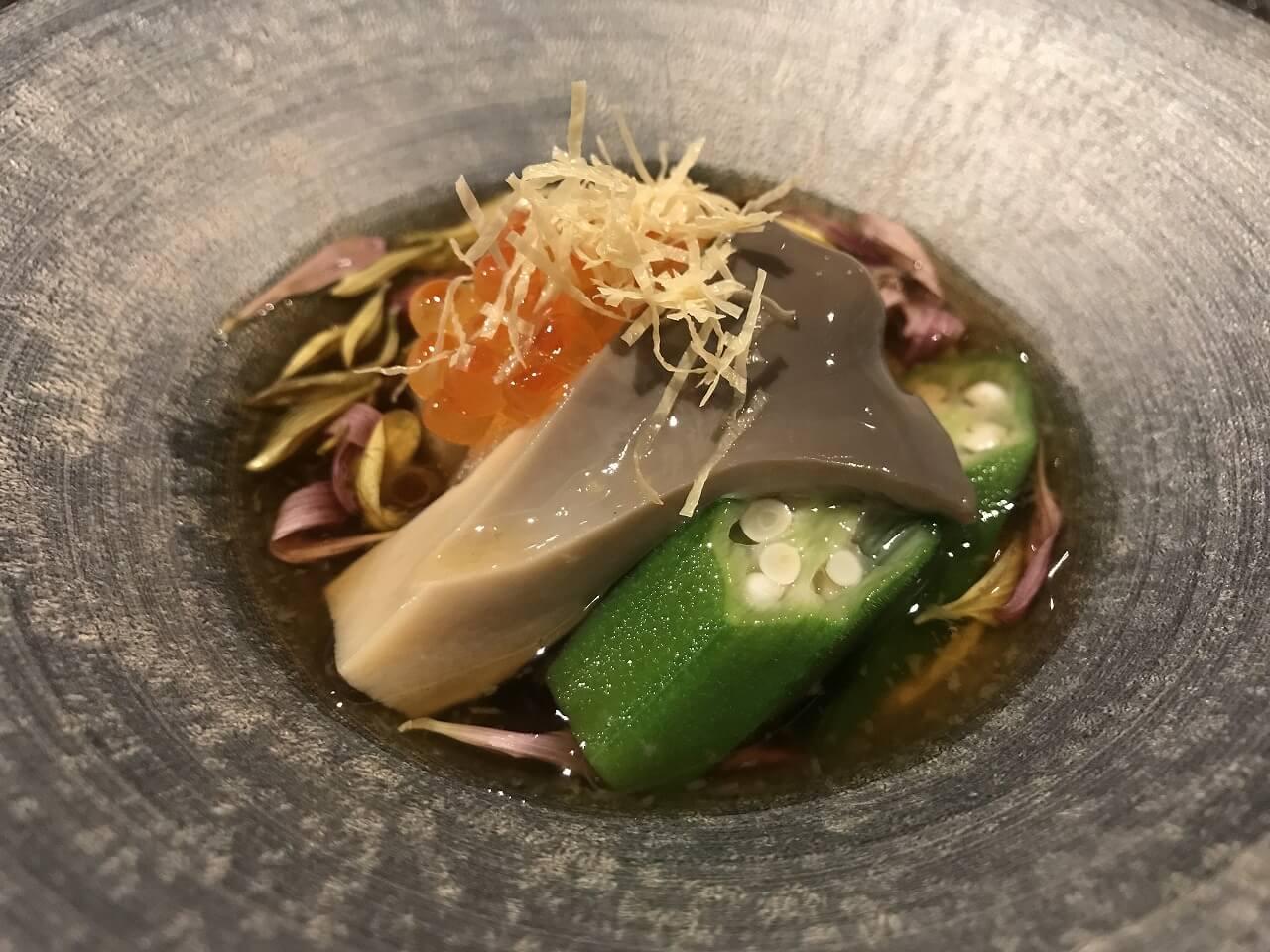 NIPPONIA 小菅 食事