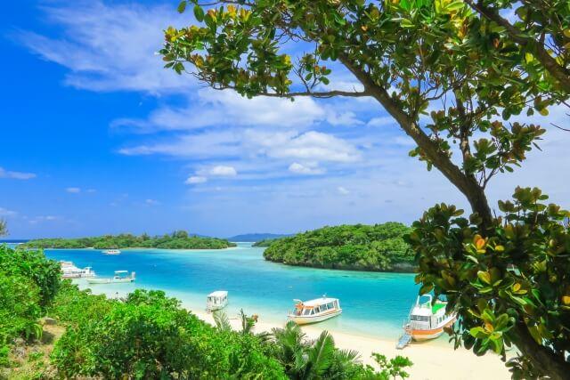 沖縄らしさを満喫 離島巡りはここからスタート 石垣島ツアー3日間