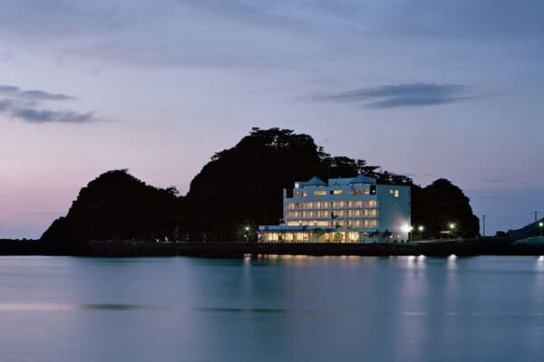 奄美大島 山羊島ホテル