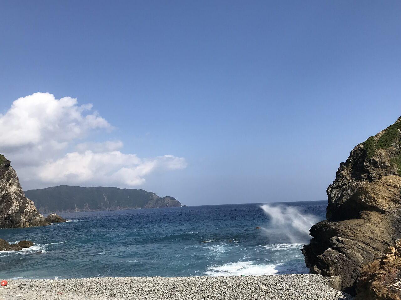 奄美大島体験記 7ホノホシ海岸