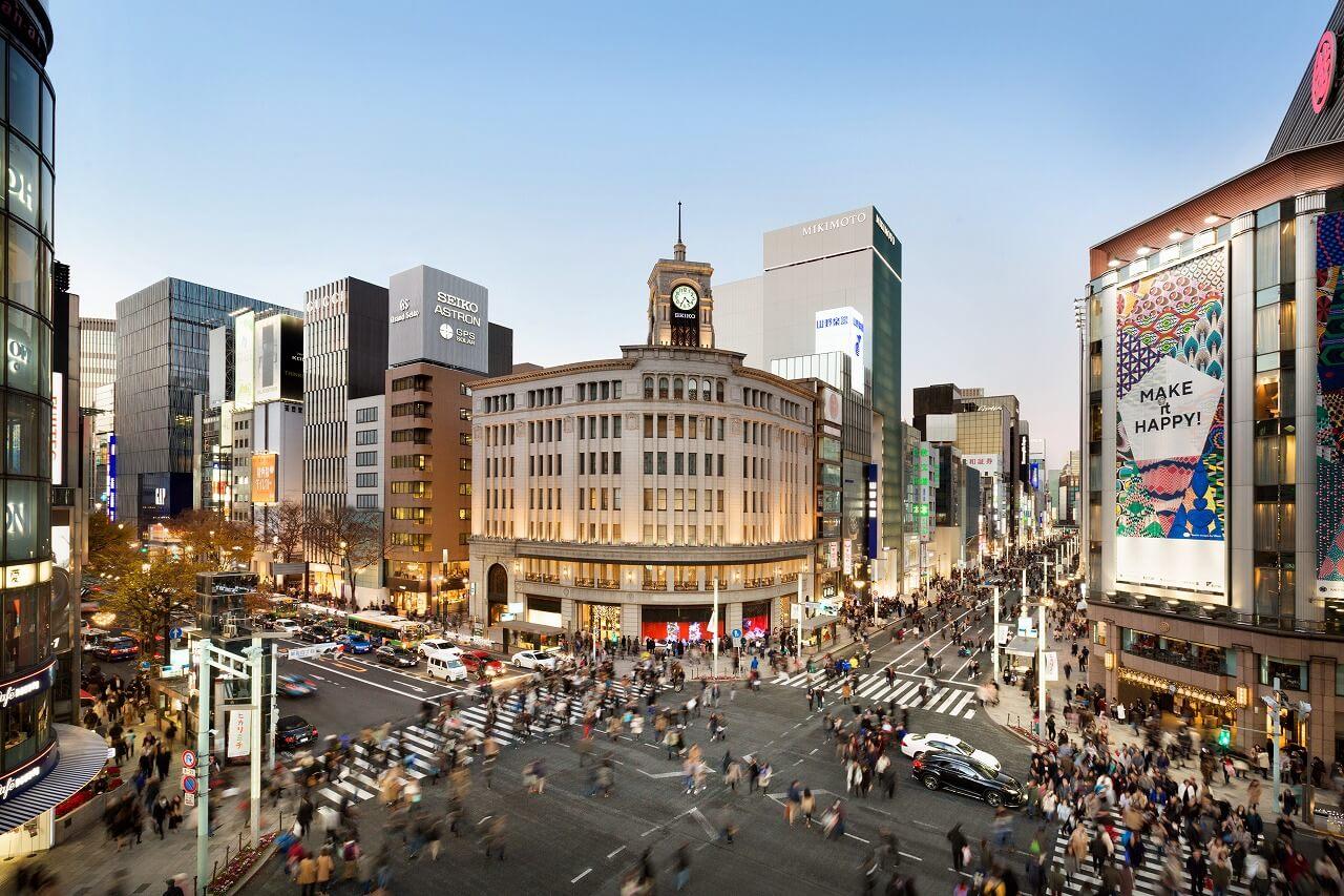 シャングリラ東京 / 周辺スポット