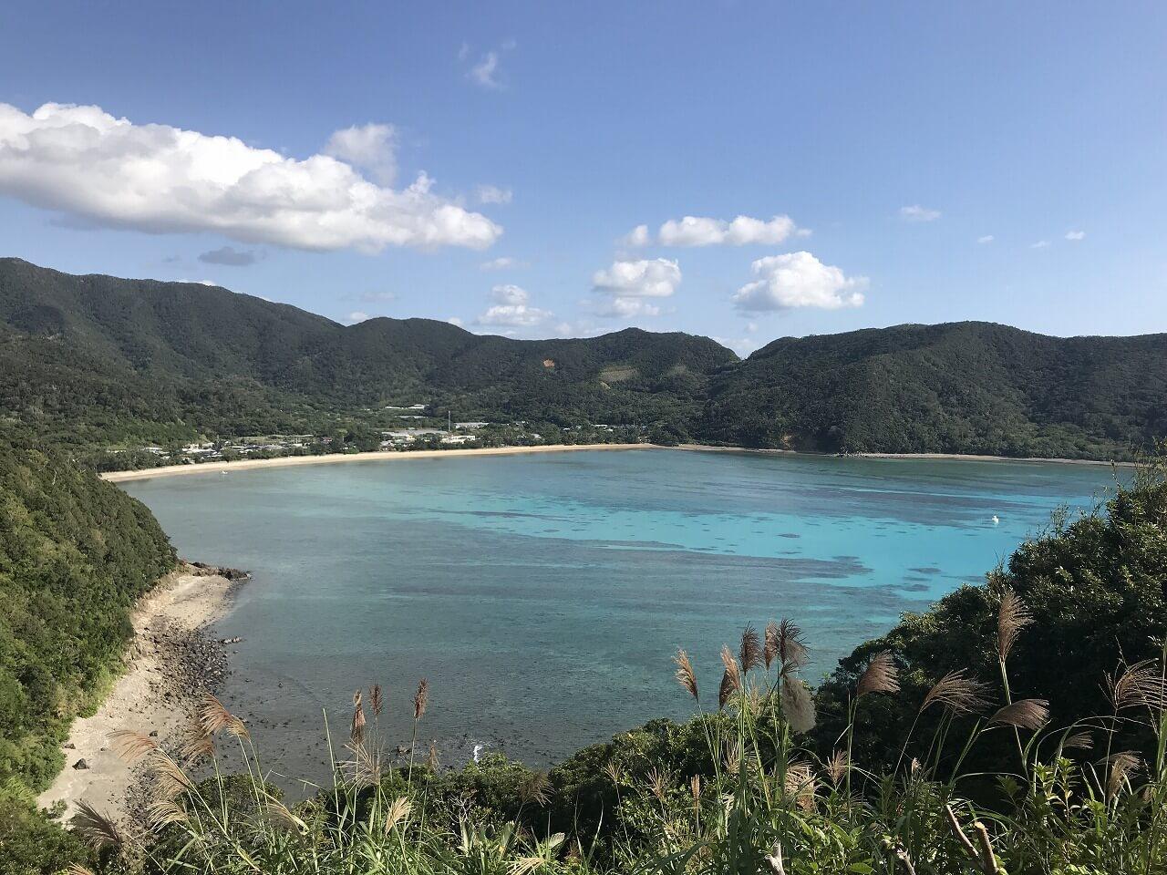 奄美大島体験記 5海あおい