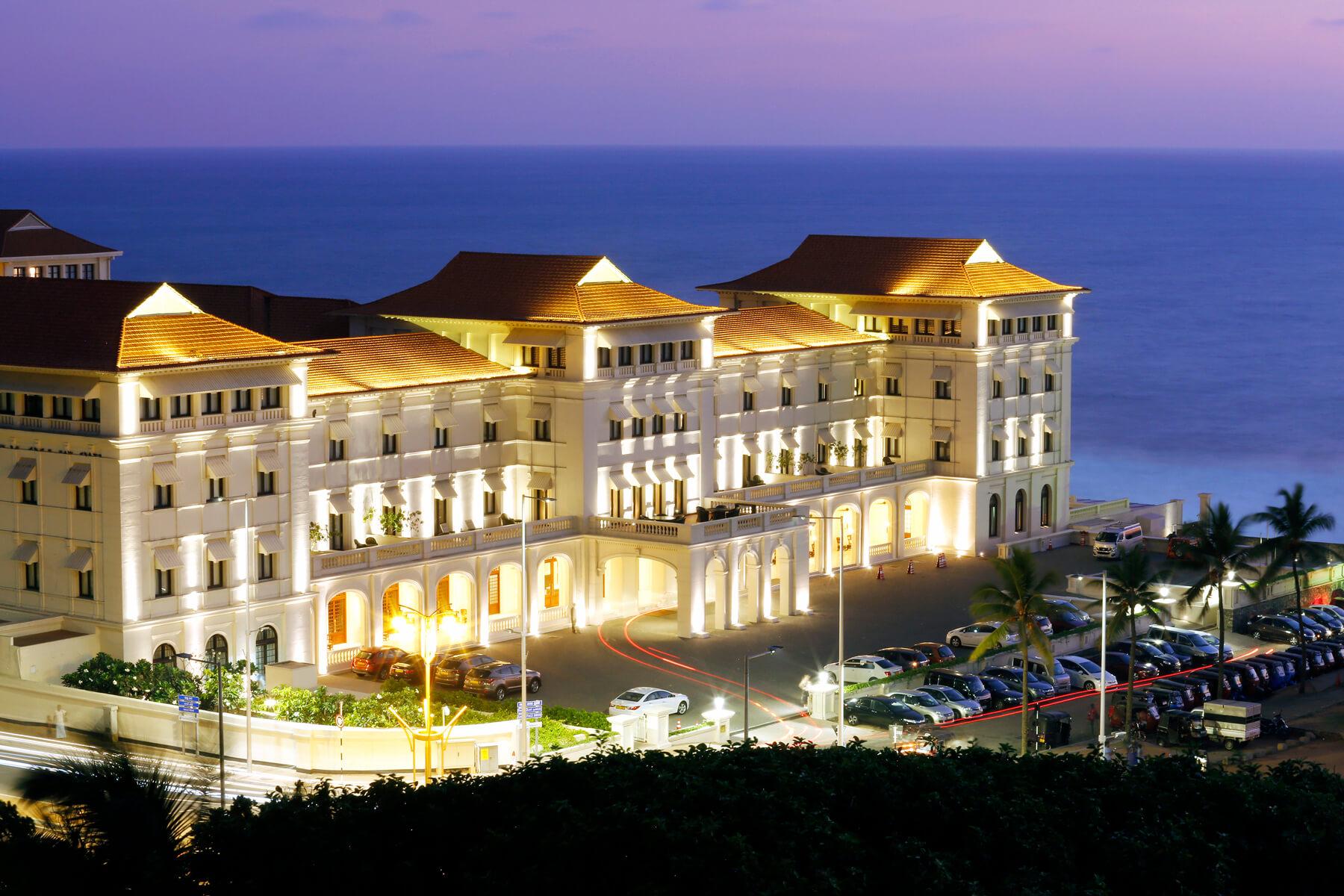 ゴールフェイスホテル