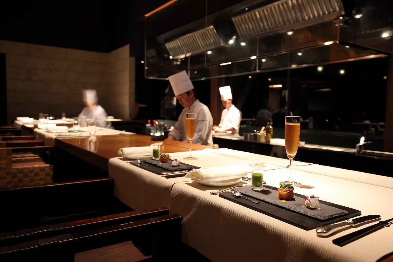 サンカラ ホテル&スパ屋久島 レストランokas