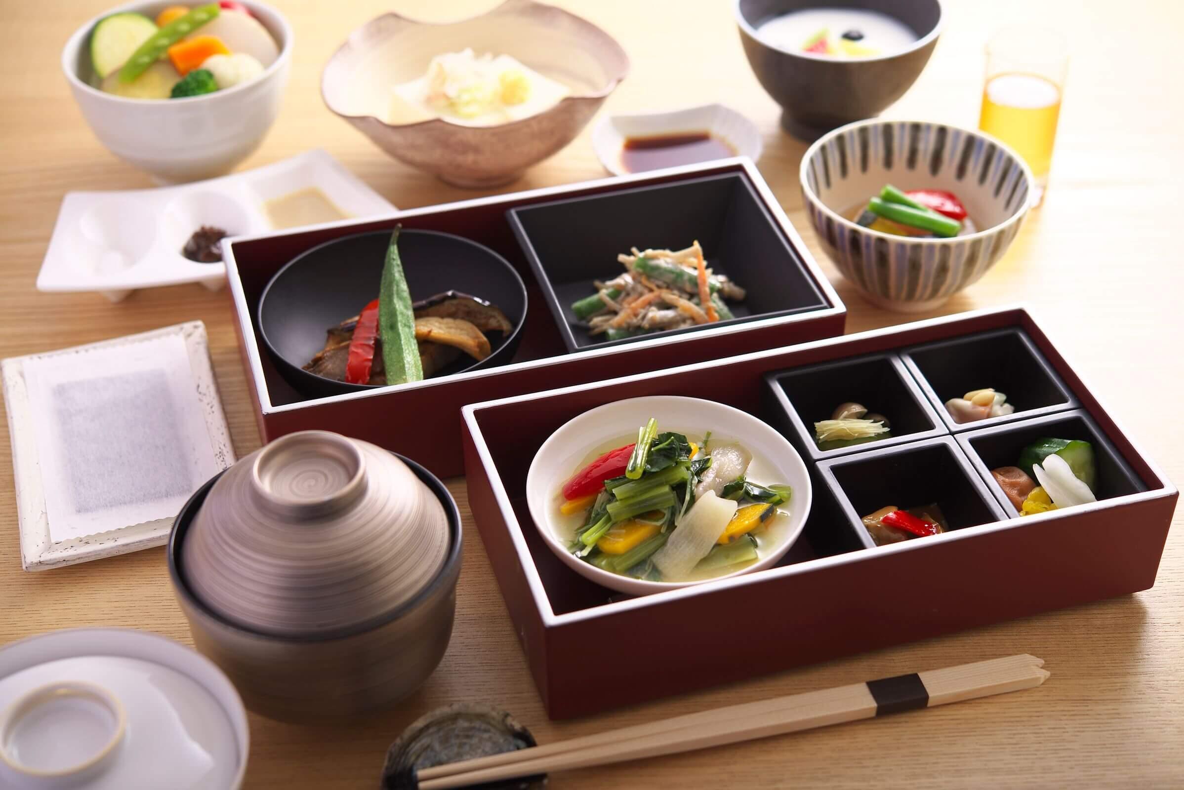 ザ・リッツ・カールトン京都 和朝食