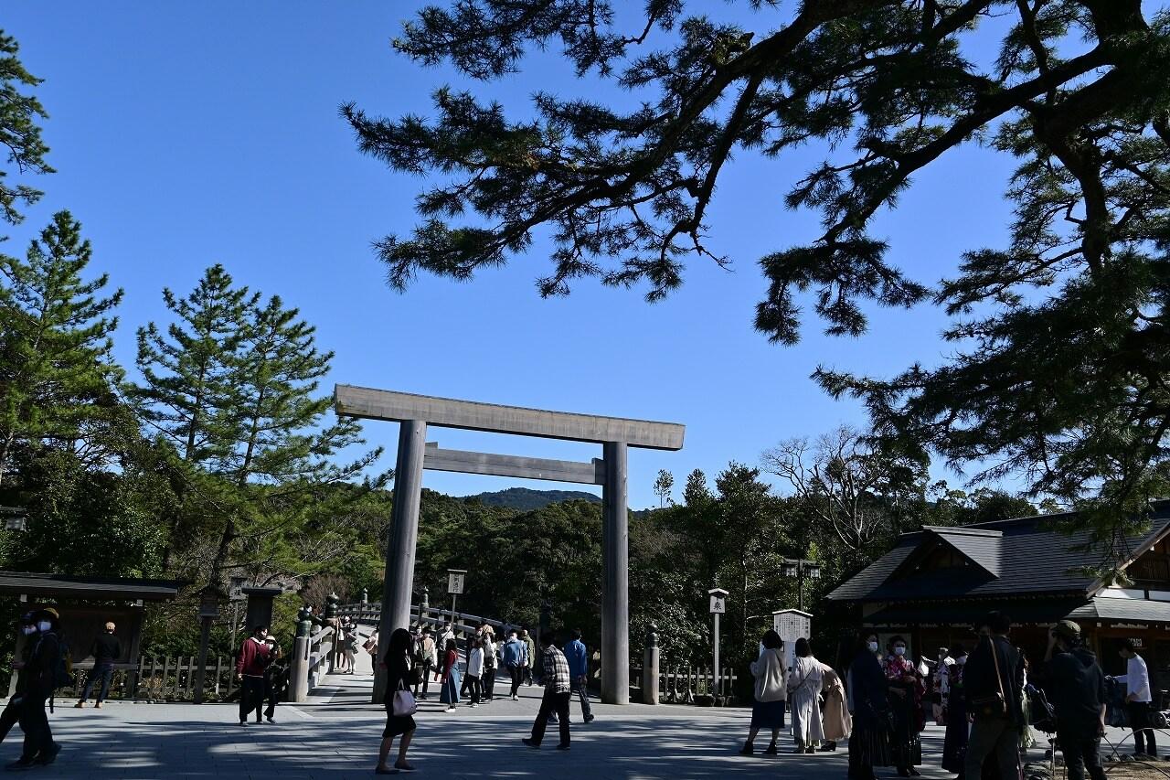 アマネム 宿泊記 伊勢神宮