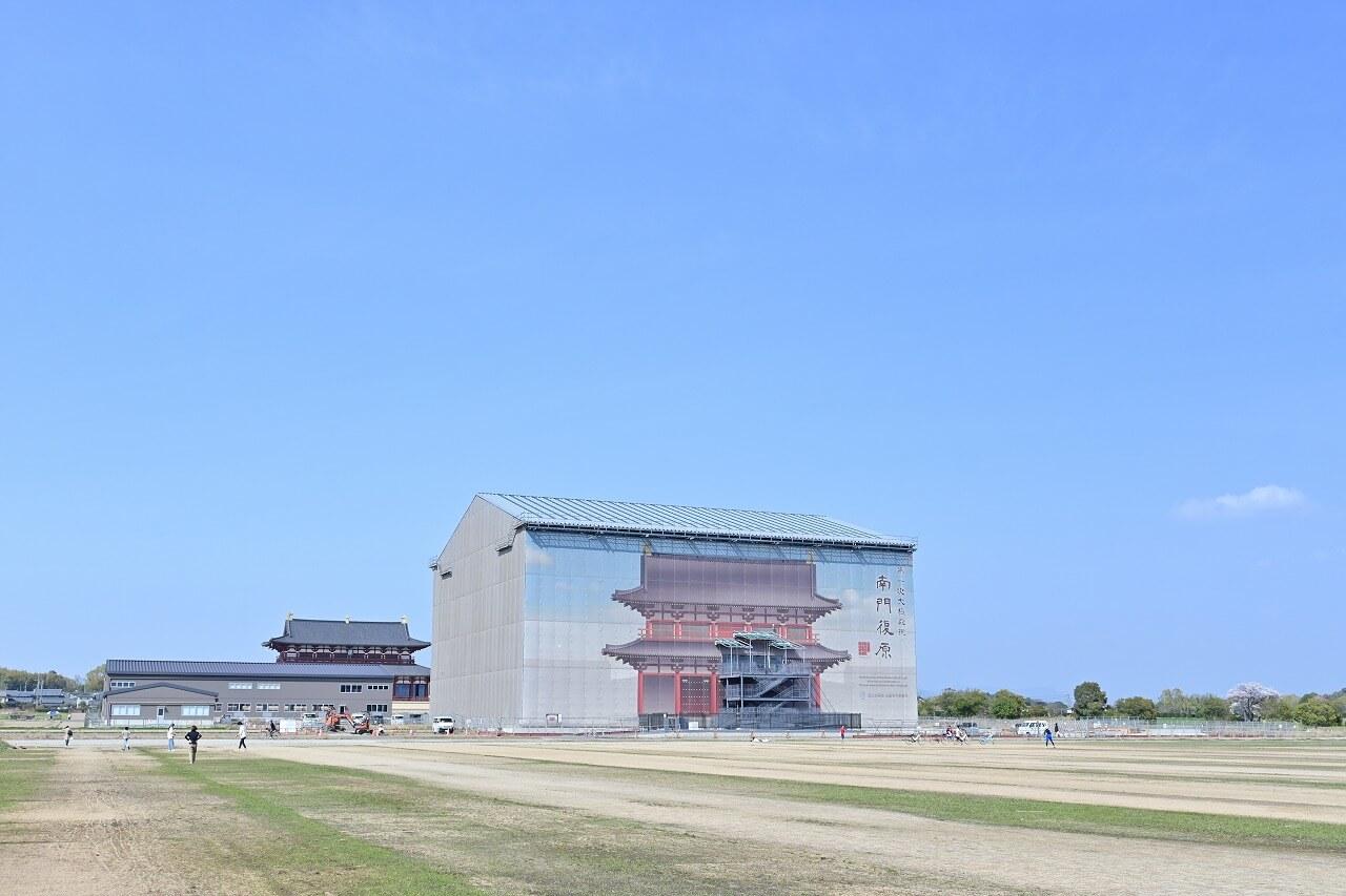 奈良 平城宮跡歴史公園