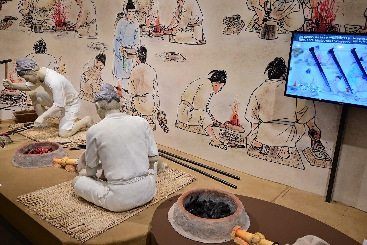 奈良 平城宮跡 いざない館