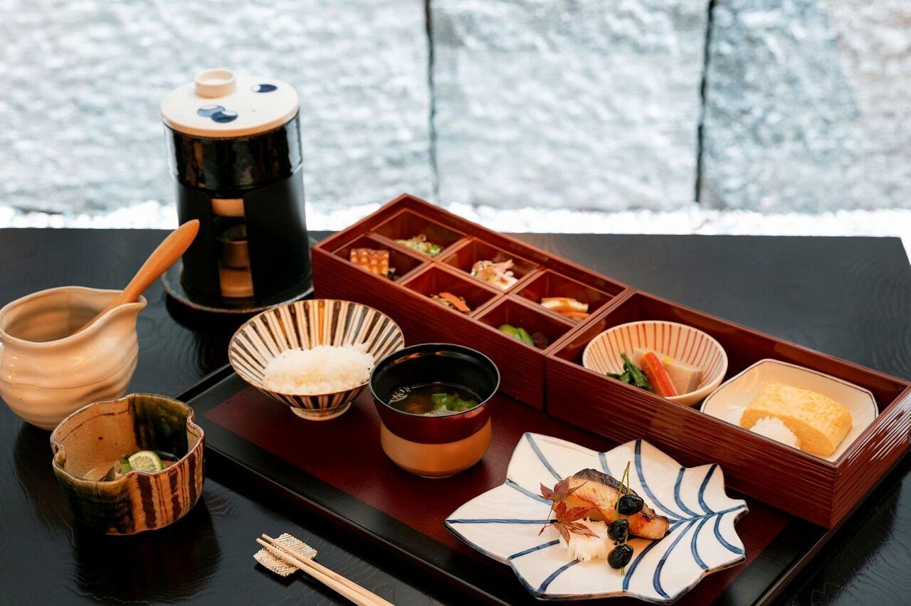 パークハイアット京都 京大和 朝食
