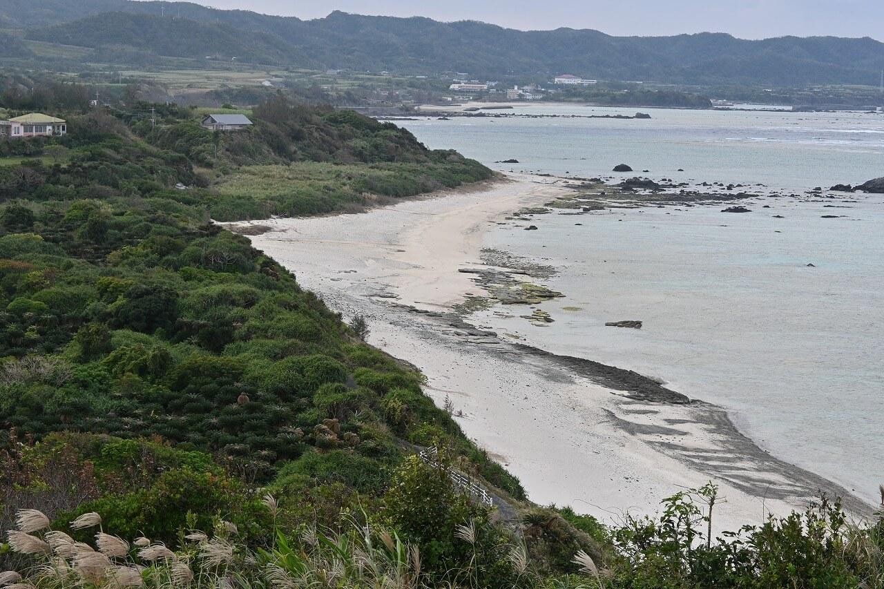 奄美大島撮影 あやまる岬展望台