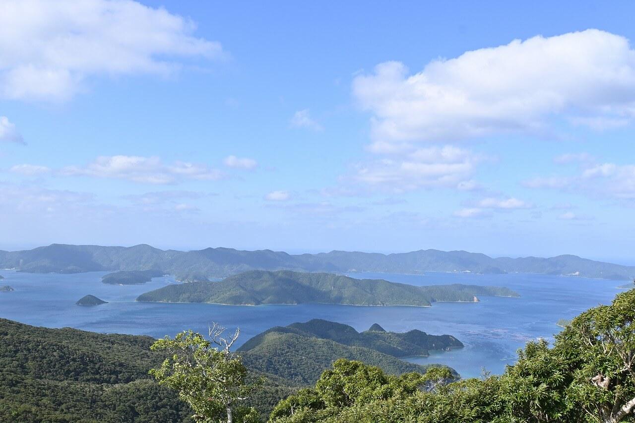奄美大島撮影 高知山展望台