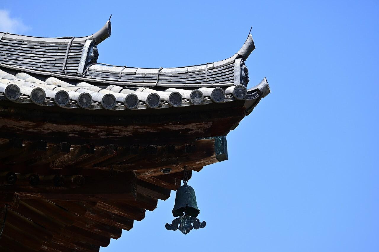奈良 唐招提寺